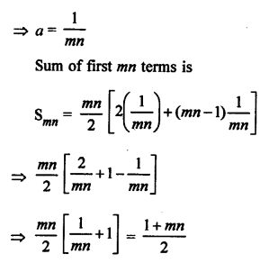 RS Aggarwal Solutions Class 10 Chapter 11 Arithmetic Progressions Ex 11C 7.2