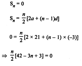 RS Aggarwal Solutions Class 10 Chapter 11 Arithmetic Progressions Ex 11C 8.1