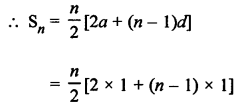 RS Aggarwal Solutions Class 10 Chapter 11 Arithmetic Progressions Ex 11D 17.1