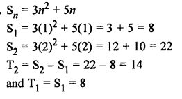 RS Aggarwal Solutions Class 10 Chapter 11 Arithmetic Progressions Ex 11D 24.1