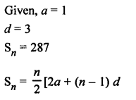 RS Aggarwal Solutions Class 10 Chapter 11 Arithmetic Progressions Ex 11D 27.1