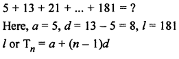 RS Aggarwal Solutions Class 10 Chapter 11 Arithmetic Progressions MCQS 24.1