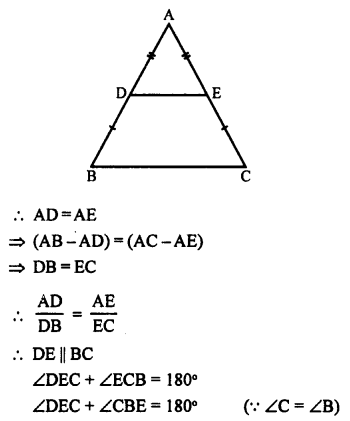 RS Aggarwal Solutions Class 10 Chapter 4 Triangles 12.1