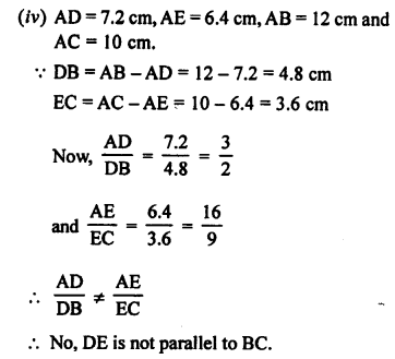 RS Aggarwal Solutions Class 10 Chapter 4 Triangles 3.3