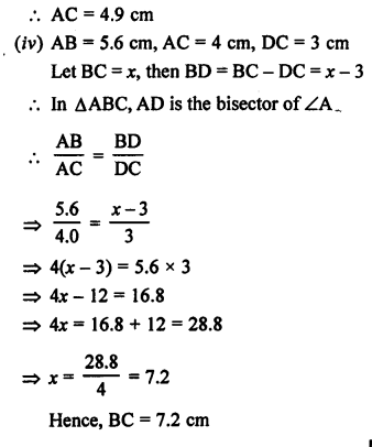 RS Aggarwal Solutions Class 10 Chapter 4 Triangles 4.4
