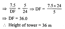 RS Aggarwal Solutions Class 10 Chapter 4 Triangles 4B 13.2