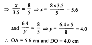 RS Aggarwal Solutions Class 10 Chapter 4 Triangles 4B 3.2
