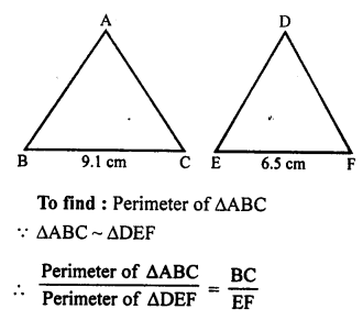RS Aggarwal Solutions Class 10 Chapter 4 Triangles 4B 6.1