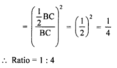 RS Aggarwal Solutions Class 10 Chapter 4 Triangles 4C 13.2