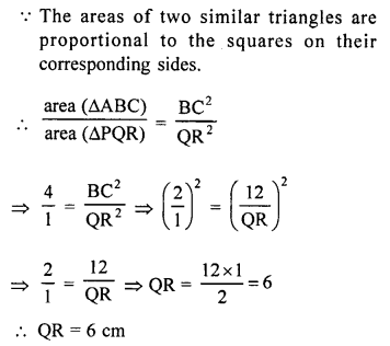 RS Aggarwal Solutions Class 10 Chapter 4 Triangles 4C 3.2