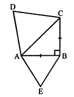 RS Aggarwal Solutions Class 10 Chapter 4 Triangles 4D 19.1