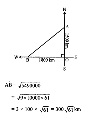 RS Aggarwal Solutions Class 10 Chapter 4 Triangles 4D 20.1
