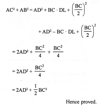 RS Aggarwal Solutions Class 10 Chapter 4 Triangles 4D 21.4
