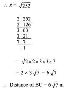 RS Aggarwal Solutions Class 10 Chapter 4 Triangles 4D 7.2