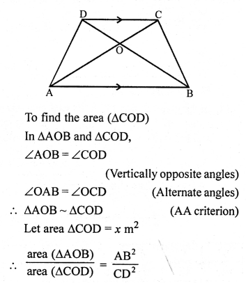 RS Aggarwal Solutions Class 10 Chapter 4 Triangles 4E 18.1