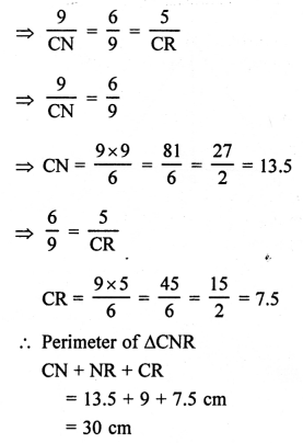 RS Aggarwal Solutions Class 10 Chapter 4 Triangles 4E 24.2