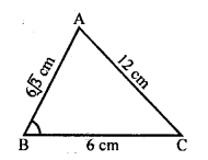 RS Aggarwal Solutions Class 10 Chapter 4 Triangles MCQ 33.1