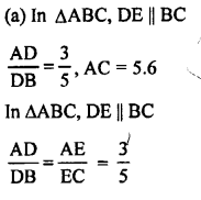 RS Aggarwal Solutions Class 10 Chapter 4 Triangles MCQ 53.1