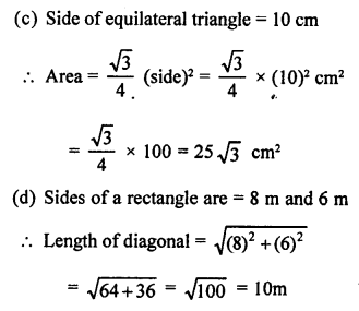 RS Aggarwal Solutions Class 10 Chapter 4 Triangles MCQ 54.2