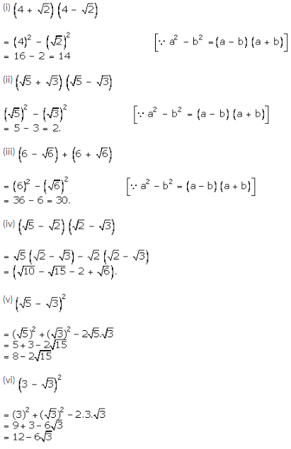 RS Aggarwal Solutions Class 9 Chapter 1 Real Numbers 1d 4.1