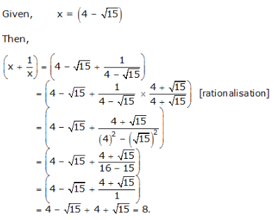 RS Aggarwal Solutions Class 9 Chapter 1 Real Numbers 1e 16.1