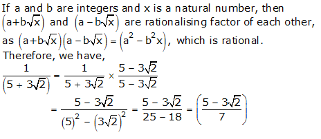RS Aggarwal Solutions Class 9 Chapter 1 Real Numbers 1e 5.1