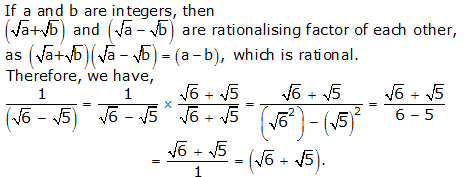 RS Aggarwal Solutions Class 9 Chapter 1 Real Numbers 1e 6.1