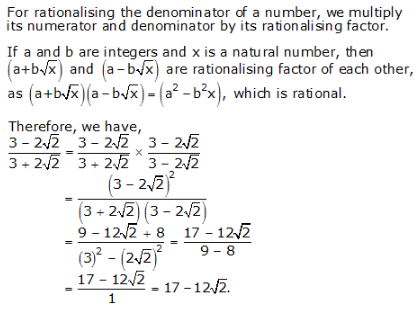 RS Aggarwal Solutions Class 9 Chapter 1 Real Numbers 1e 9.1