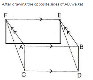 Selina Concise Mathematics Class 9 ICSE Solutions Area Theorems [Proof and Use] image -1
