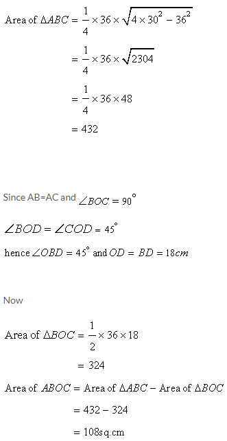 Selina Concise Mathematics Class 9 ICSE Solutions Area and Perimeter of Plane Figures image - 17