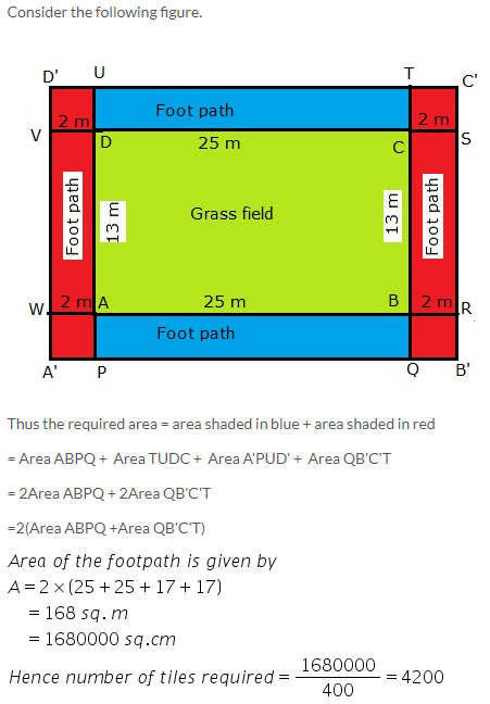 Selina Concise Mathematics Class 9 ICSE Solutions Area and Perimeter of Plane Figures image - 27