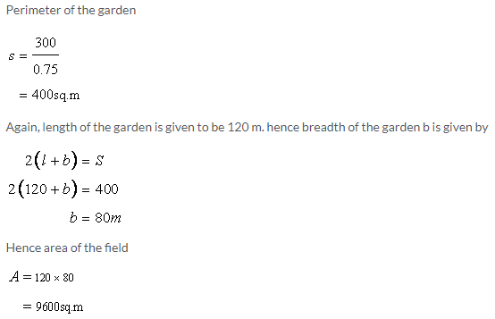 Selina Concise Mathematics Class 9 ICSE Solutions Area and Perimeter of Plane Figures image - 28