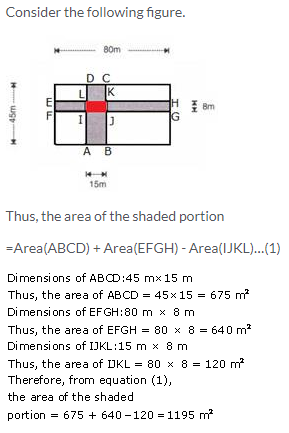 Selina Concise Mathematics Class 9 ICSE Solutions Area and Perimeter of Plane Figures image - 31