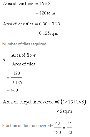 Selina Concise Mathematics Class 9 ICSE Solutions Area and Perimeter of Plane Figures image - 36