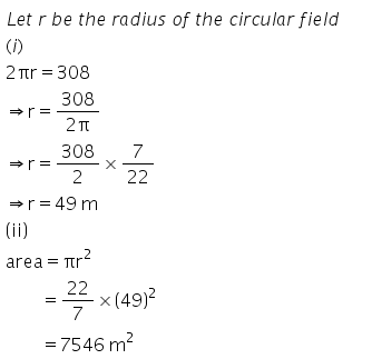 Selina Concise Mathematics Class 9 ICSE Solutions Area and Perimeter of Plane Figures image - 63.