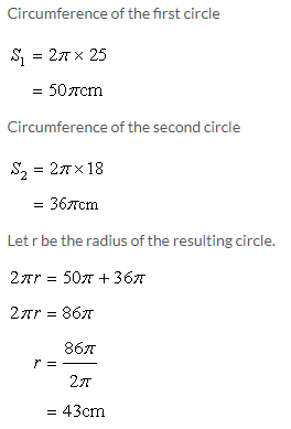 Selina Concise Mathematics Class 9 ICSE Solutions Area and Perimeter of Plane Figures image - 65