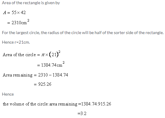 Selina Concise Mathematics Class 9 ICSE Solutions Area and Perimeter of Plane Figures image - 69