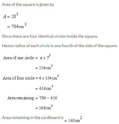 Selina Concise Mathematics Class 9 ICSE Solutions Area and Perimeter of Plane Figures image - 70