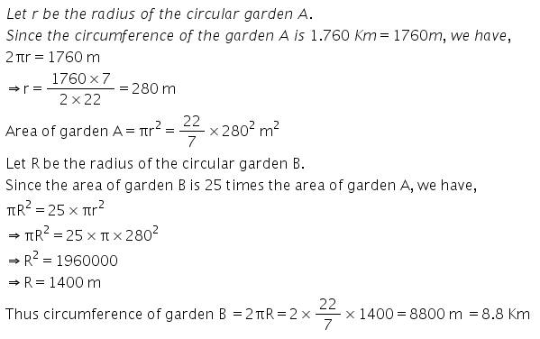Selina Concise Mathematics Class 9 ICSE Solutions Area and Perimeter of Plane Figures image - 75