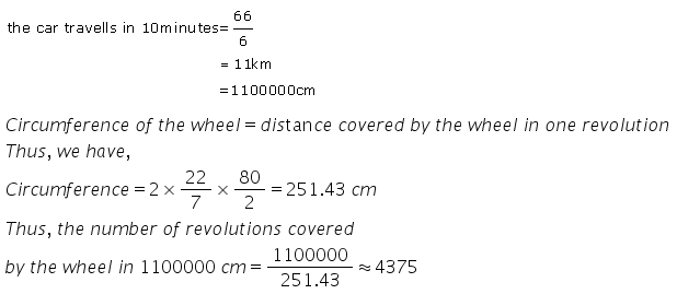 Selina Concise Mathematics Class 9 ICSE Solutions Area and Perimeter of Plane Figures image - 77