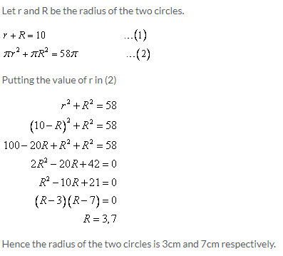 Selina Concise Mathematics Class 9 ICSE Solutions Area and Perimeter of Plane Figures image - 83