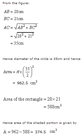 Selina Concise Mathematics Class 9 ICSE Solutions Area and Perimeter of Plane Figures image - 84