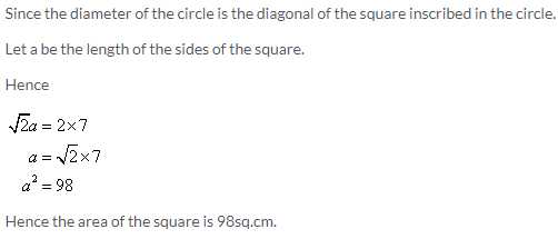 Selina Concise Mathematics Class 9 ICSE Solutions Area and Perimeter of Plane Figures image - 85