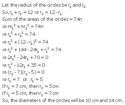 Selina Concise Mathematics Class 9 ICSE Solutions Area and Perimeter of Plane Figures image - 88
