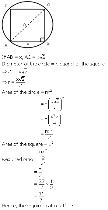 Selina Concise Mathematics Class 9 ICSE Solutions Area and Perimeter of Plane Figures image - 89