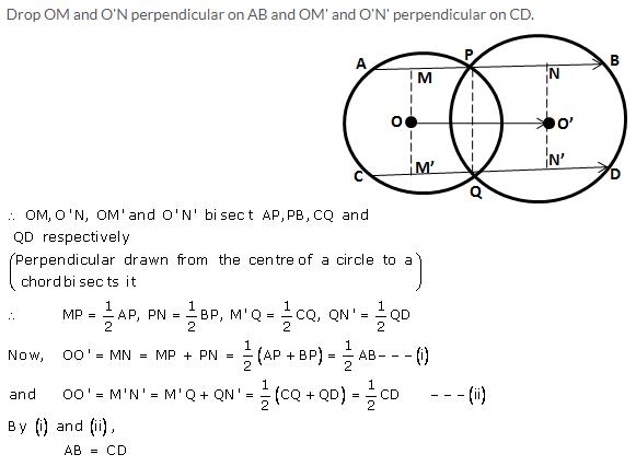 Selina Concise Mathematics Class 9 ICSE Solutions Circle image - 14