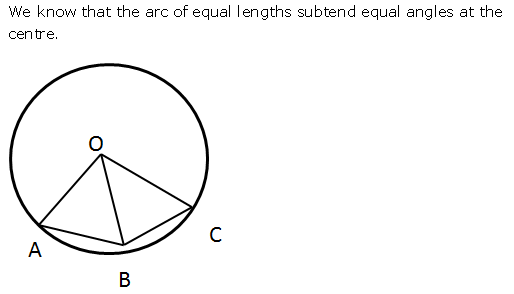 Selina Concise Mathematics Class 9 ICSE Solutions Circle image - 25