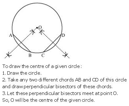 Selina Concise Mathematics Class 9 ICSE Solutions Circle image - 34