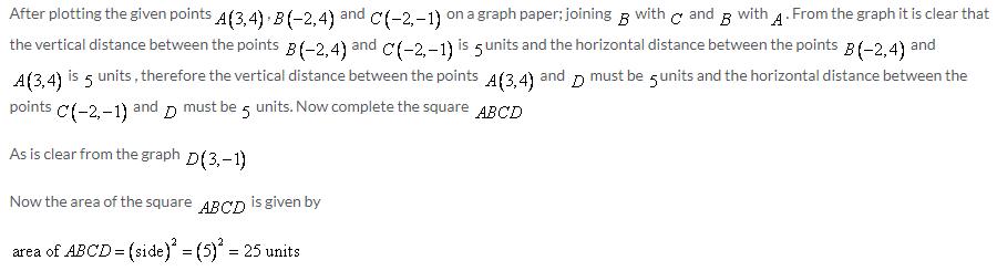 Selina Concise Mathematics Class 9 ICSE Solutions Co-ordinate Geometry image - 22