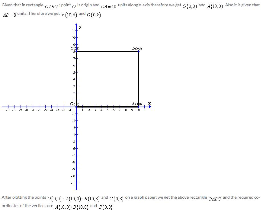 Selina Concise Mathematics Class 9 ICSE Solutions Co-ordinate Geometry image - 23